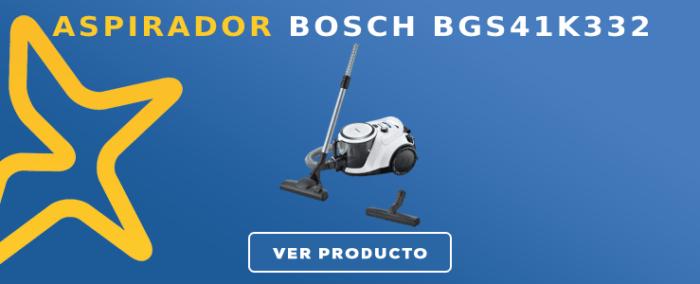 Aspirador Bosch BGS41K332
