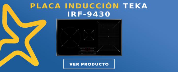 Placa de inducción Teka IRF-9430