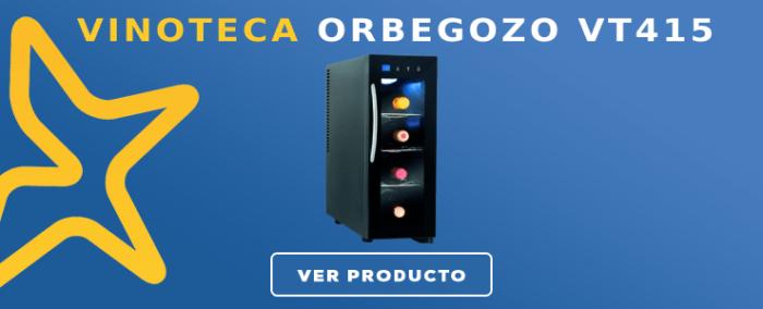 Vinoteca Orbegozo VT415