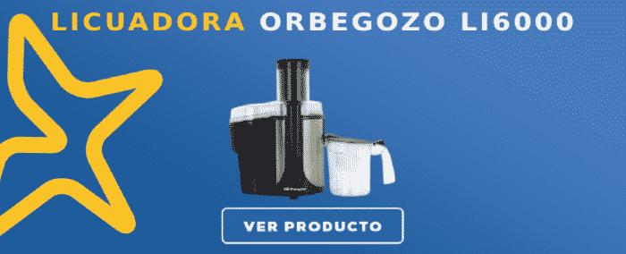 Licuadora Orbegozo LI6000