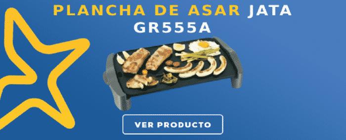 Plancha Asar Jata GR555A