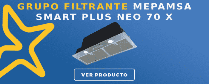 Grupo Filtrante Mepamsa SMART PLUS NEO 70 X