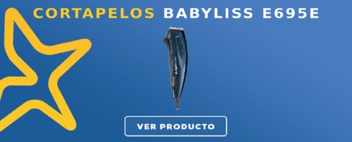 Cortapelo Babyliss E695E