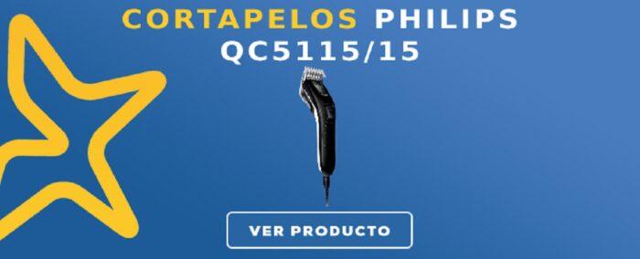 Cortapelo Philips QC5115/15