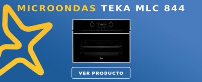Microondas Teka MLC 844