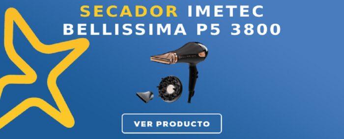 Secador Imetec BELLISSIMA P5 3800