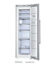 Congelador vertical Bosch GSN36AI31