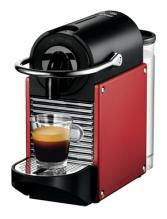 Cafetera Nespresso Delonghi EN 125.R