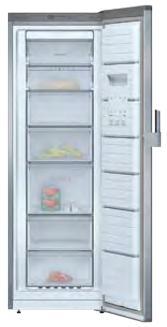 Congelador vertical Balay 3GF8552L