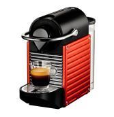 Cafetera Krups Nespresso Pixie Roja
