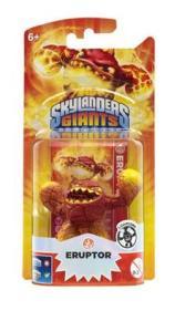 Figura Skylanders  Activision Light Core Wave 1 Eruptor