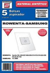 Bolsas Aspirador Tecnhogar 915660
