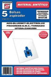 Bolsas Aspirador Tecnhogar 915535