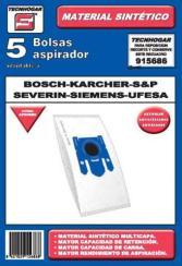 Bolsas Aspirador Tecnhogar 915686