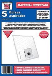 Bolsas Aspirador TECNHOGAR 915649