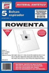 Bolsas Aspirador Tecnhogar 915519
