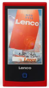 Reproductor MP4 Lenco XEMIO955RED