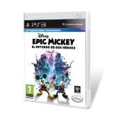 Juego Sony Ps3 EPIC MICKEY 2 EL RETORNO DE 2 HÉROES