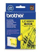 Cartucho tinta Brother LC1000Y Amarillo