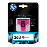 Cartucho tinta HP Nº 363 Magenta