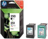 Pack Cartucho tinta HP Nº 350/351