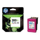 Cartucho tinta HP Nº 300 XL Tricolor