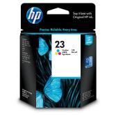Cartucho tinta HP Nº 23 Tricolor Alta capacidad