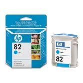 Cartucho tinta HP Nº 82 Cian Alta capacidad