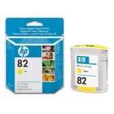 Cartucho tinta HP Nº 82 Amarillo Alta capacidad