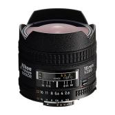 Objetivo Nikon NIK. FISHE YE 16 /2.8 D