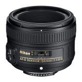 Objetivo Nikon AF-S 50mm F/1,8G