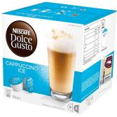 Cápsulas Dolce Gusto CAPPUCCINO ICE Pack 8+8