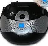 Radio CD/DVD Nevir 474U NEGRO