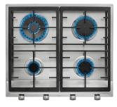 Placa de gas Teka EX 60.1 4G AI AL DR CI NAT