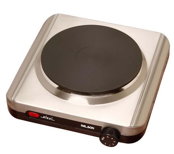 Placa de cocina palson steel compra en - Placa de cocina ...