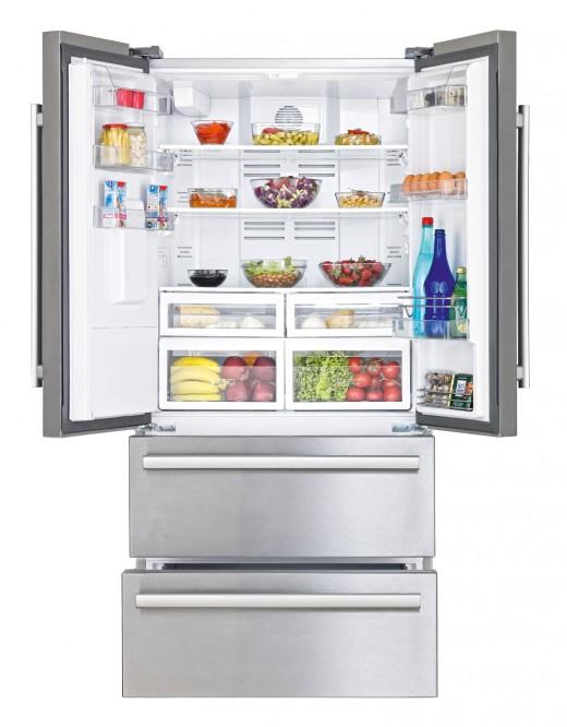 frigor fico americano beko gne 60520 dx compra en. Black Bedroom Furniture Sets. Home Design Ideas