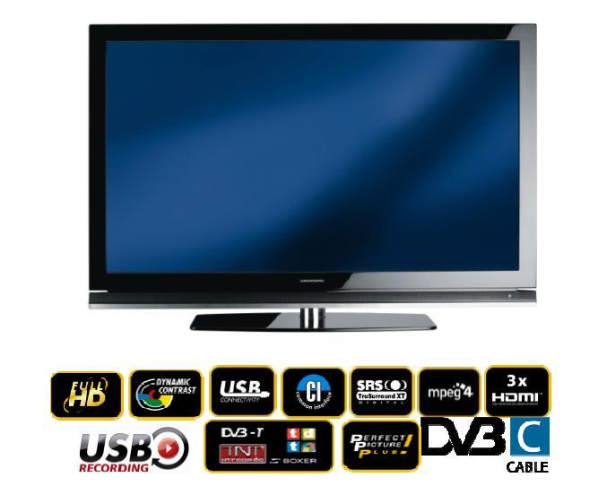 Televisor grundig gbj4240 compra en - Tamano televisor distancia ...