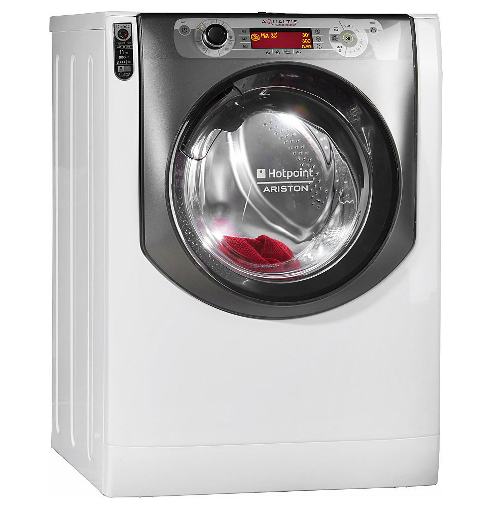 lavadora carga frontal hotpoint aq114d 69d eu a compra. Black Bedroom Furniture Sets. Home Design Ideas