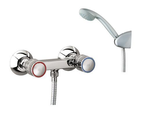 Grifo de ducha ram n soler eco 7004 vm compra en for Grifos mezcladores para ducha