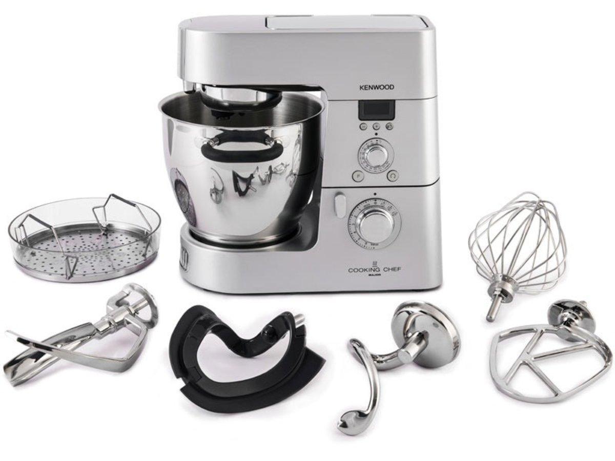 robot de cocina kenwood cooking chef major km 096 compra. Black Bedroom Furniture Sets. Home Design Ideas