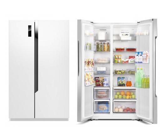 frigor fico americano hisense rs670n4aw1 compra en. Black Bedroom Furniture Sets. Home Design Ideas