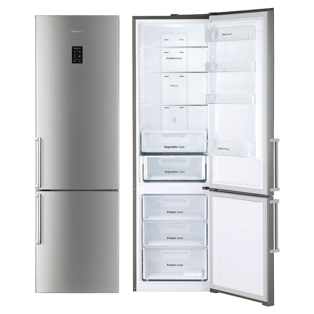 frigor fico combi daewoo rn 536npth compra en. Black Bedroom Furniture Sets. Home Design Ideas